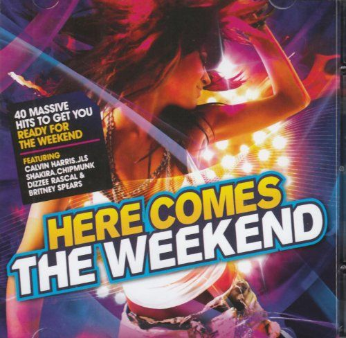 Here Comes The Weekend Sony Music TV Comp https://www.amazon.co.uk/dp/B002RA0N7Q/ref=cm_sw_r_pi_dp_U_x_cHzuAbM3AHEPA
