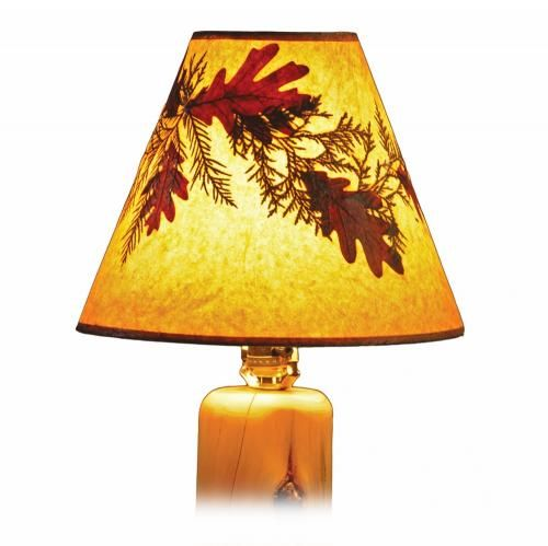 The 25 best small lamp shades ideas on pinterest lamp shades cedar lamp shade foliage mozeypictures Images