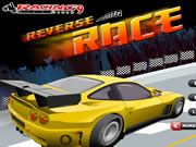 Its Reverse time! Drive and race your car in reverse position. With the keys switched too, try to beat your opponents to the finish line. Enjoy this fun, exciting and confusing game.