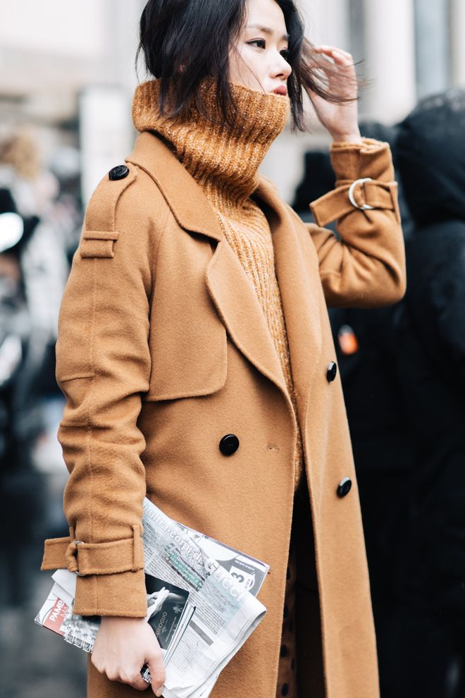 Great Street style at Milan's Fall-Winter 2018-2019 Fashion Week Photo by Sa …