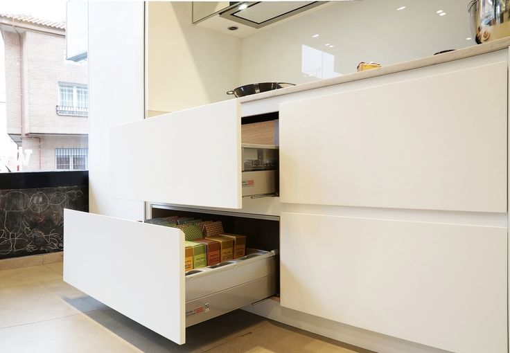 Mejores 66 im genes de mueble de cajones y gavetas en - Cajones para cocinas ...