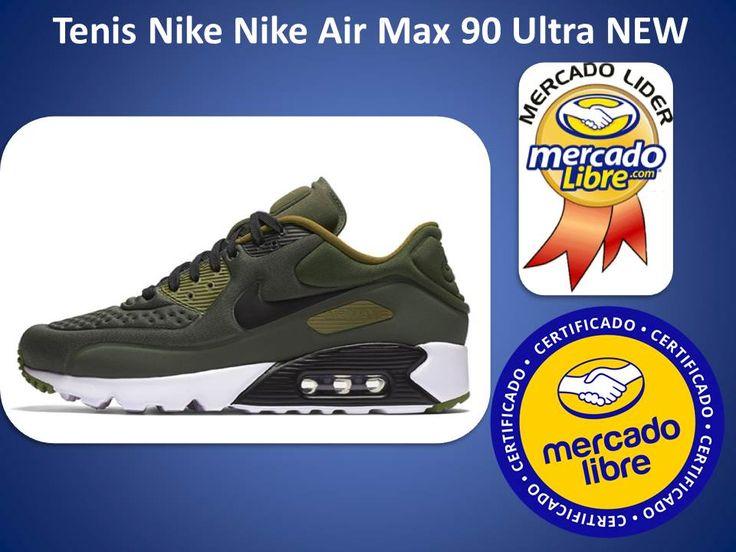 Deportivos Fair Play: Tenis Nike Air Max 90 Ultra - New