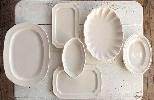Decorative Plates | Vintage Decor | Ironstone