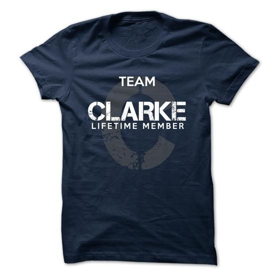 Team CLARKE SPECIAL Tshirt Hoodie 2015 - #gift for girlfriend #husband gift. ORDER HERE => https://www.sunfrog.com/Valentines/Team-CLARKE-SPECIAL-Tshirt-Hoodie-2015.html?68278