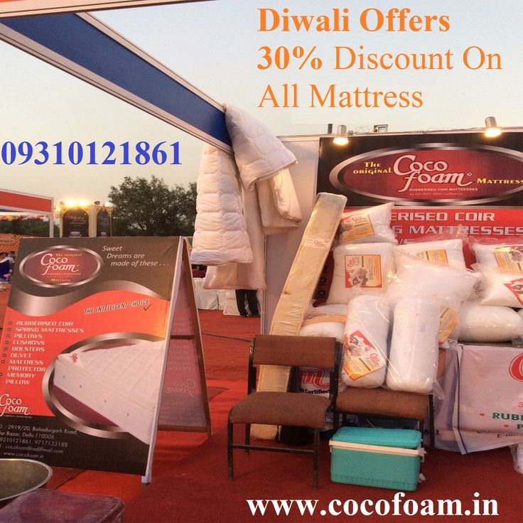 Hurry Up Diwali Offers 30 On All Mattress