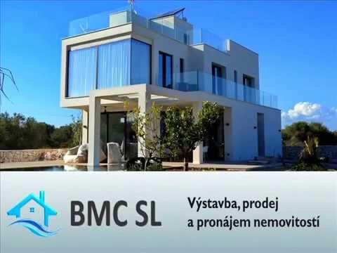 Eva Malotová: Výstavba, prodej a pronájem nemovitostí Mallorca B...