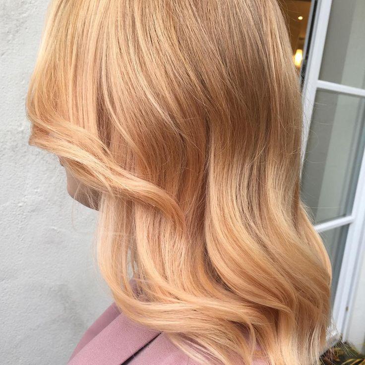 #erdbeerblond #einbisschenkupfer #neu #malwasanderes #kupferblond #kupferhaare #strawberryblonde #friseur #haare #hair
