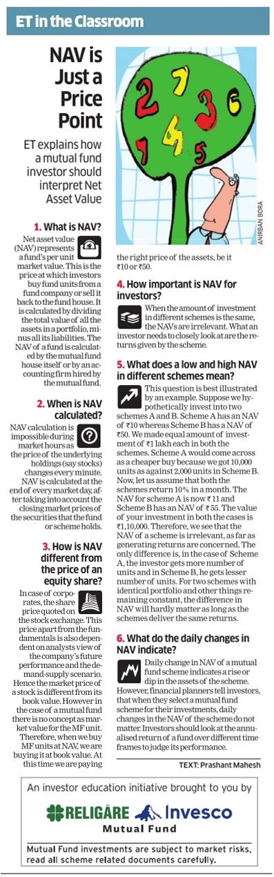 What is Mutual Fund NAV?