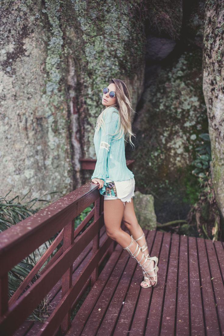 Blog de Moda e Looks para se inspirar - sandália gladiadora