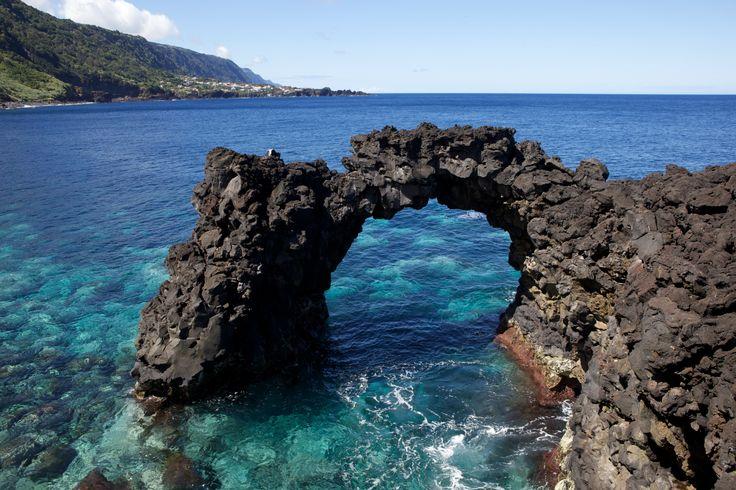 Fajã da Ribeira da Areia - São Jorge Island www.bensaudehotels.com