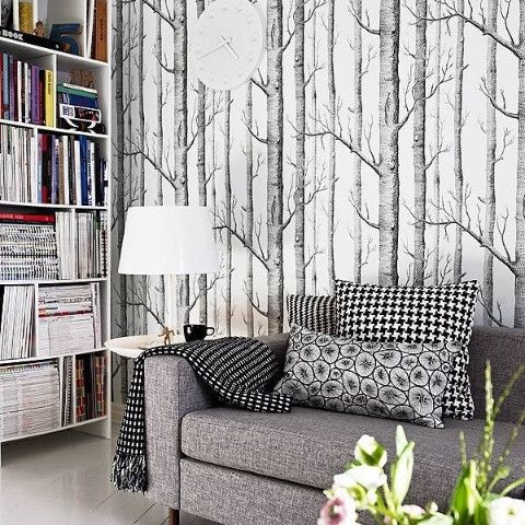 Cole & Son - The Woods wallpaper | Collected by LeeAnn Yare