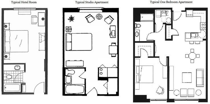 Hotel Room Size Google Search Hotel Apartment