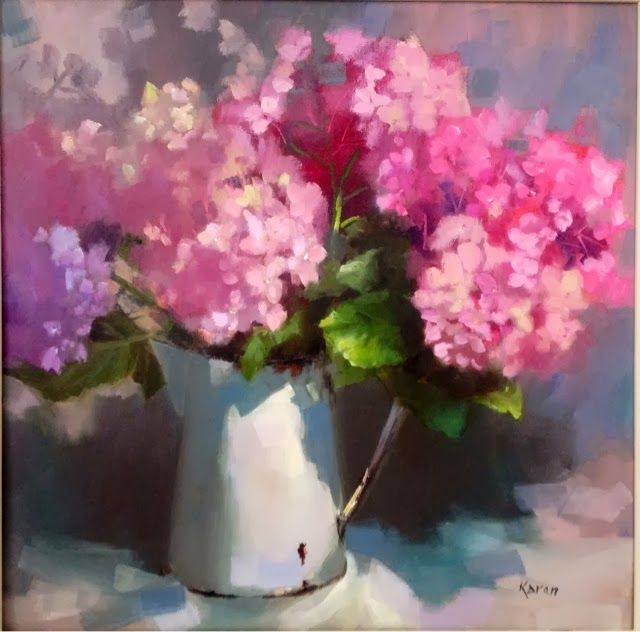 Karen Burns OIL