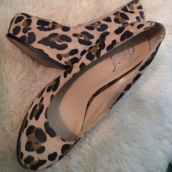 SALE Carlos Santana FuN Heels  Clearance SALEWorn a few times❤️ Carlos Santana Shoes Heels