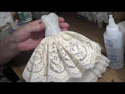 Part 1 - Art Dress Tutorial - The Bodice - YouTube