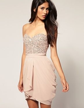 Sparkles :): Homecoming Dresses, Cocktails Dresses, Blushes Pink, Rehearsal Dinners, Formal Dresses, Bridesmaid Dresses, Tulip Dresses, Dinners Dresses, Chiffon Prom Dresses