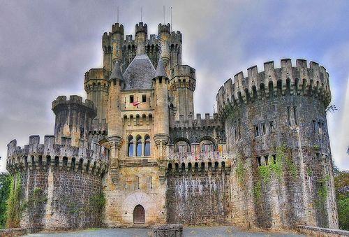 .: Favorite Places, Palaces, Medieval Castles, Old Houses, De Butrón, Butrón Castles, Castle, Butron Castles, Spain