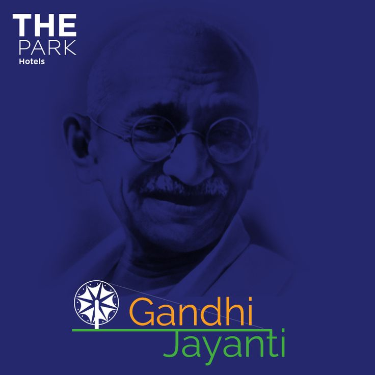 We honour the Father of the Nation on his birthday. Happy Gandhi Jayanti from The Park Hotels!