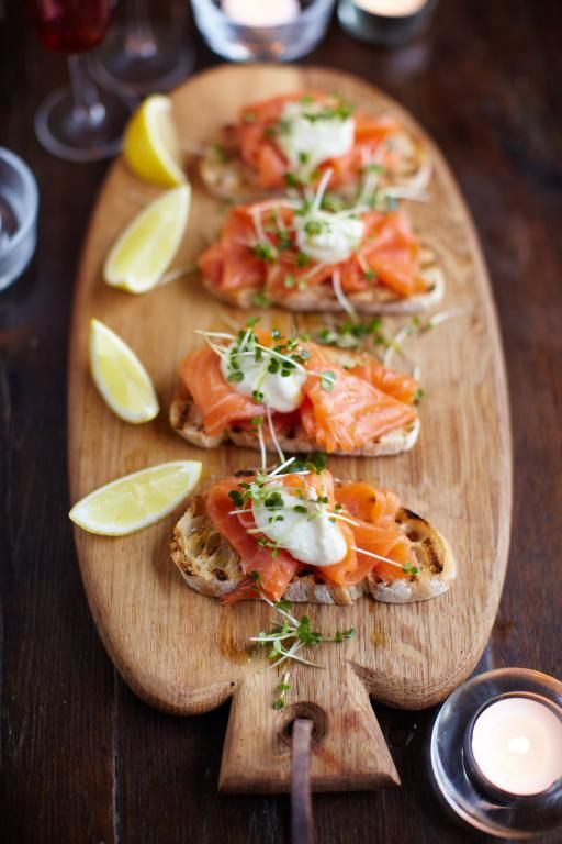 smoked salmon, horseradish & cress toasts | Jamie Oliver | Food | Jamie Oliver (UK)