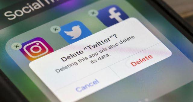 حذف حساب تويتر نهائيا بكل سهولة 2019 App Phone Data
