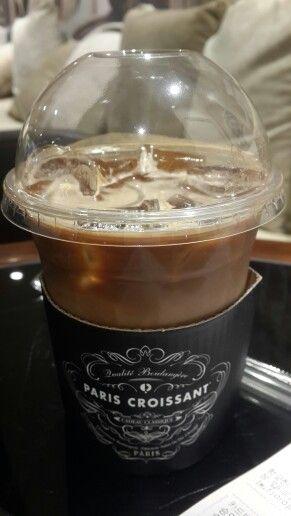#카페라떼아이스