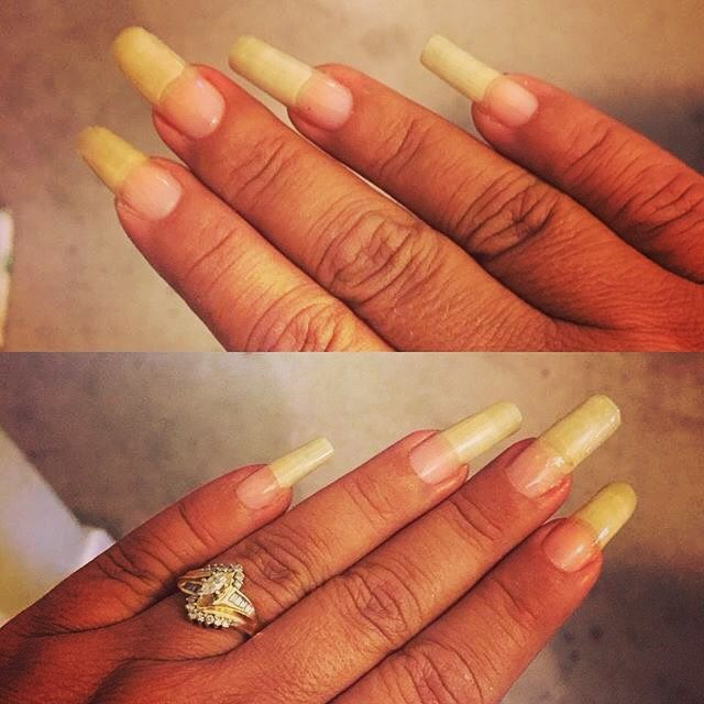 Nail Tek Testimony I Luv My II Intensive Therapy Natural Nails