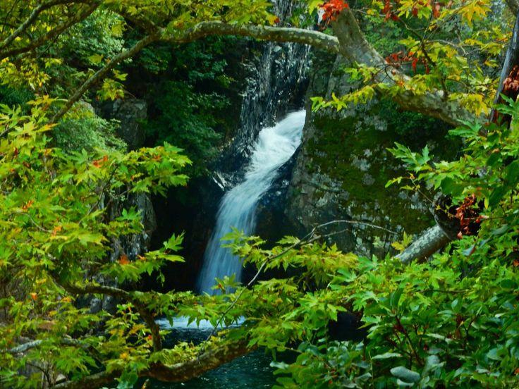 The Waterfalls of Samothraki