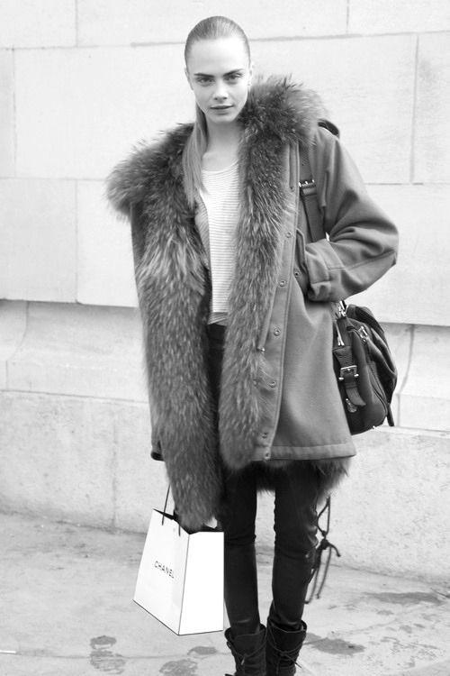 Cara Delevingne Style Inspiration