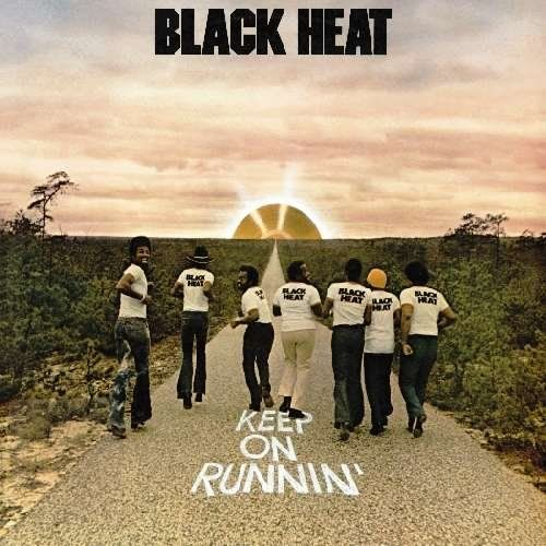 Keep on Runnin:   CD reissue of this 1975 album from the short-lived but much-loved R&B/Funk band, originally released on Atlantic. Wounded Bird.