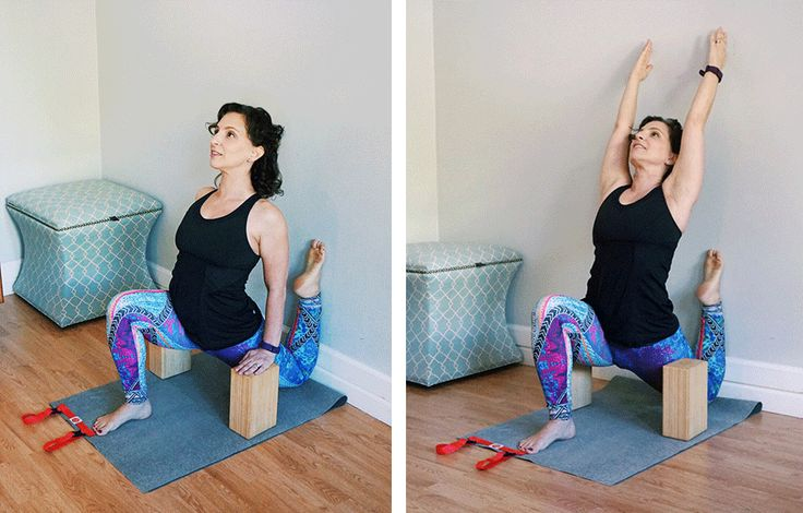 Think you can't love backbends? You can! You just might need a little help. Here, we offer 5 backbends with simple props to give you the support and boast you need to soar into the poses.
