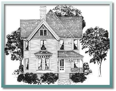 63 best images about victorian houses on pinterest queen for Authentic historical house plans