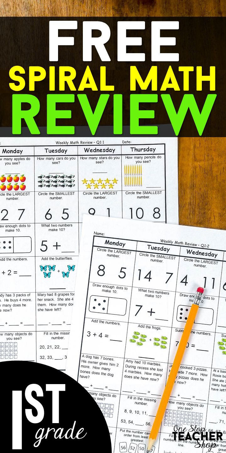 7990 best math images on pinterest school spiral math and this 1st grade math spiral review is aligned with the common core math standards 100 editable and answer keys included fandeluxe Gallery