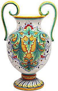 7 das Artes: Cerâmica italiana, simplesmente linda!!!
