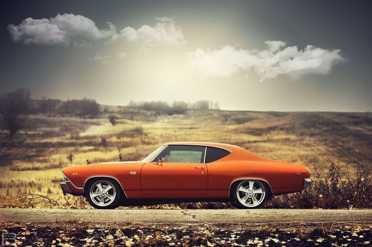 Chevelle SS by Ervin Boer on 500px