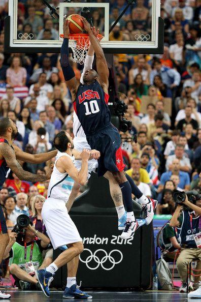 Kobe Bryant Photo - Olympics Day 14 - Basketball