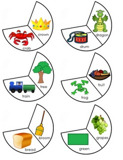 Blends matching game... from my blog :)