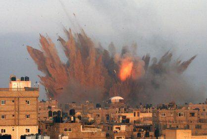 Sigue la crisis en Gaza, palestinos piden intervención de la ONU para detener la violencia