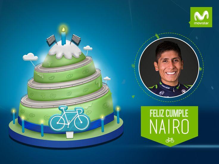 El #DiaSinCarro es el mismo día del cumpleaños de @NairoQuinCo ¿Coincidencia? ¡No lo creemos!