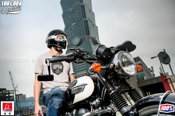#Barstow #Taipei101 #Triumph