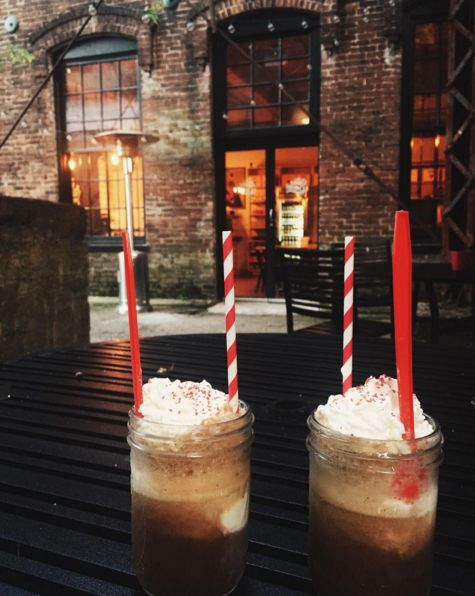 The floats from The Soda Parlor | 21 Delicious And Affordable Things You Need To Eat In Nashville