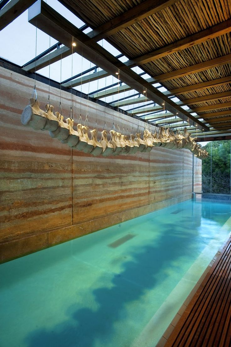 115 best architectural inspirations images on pinterest for Indoor swimming pool construction