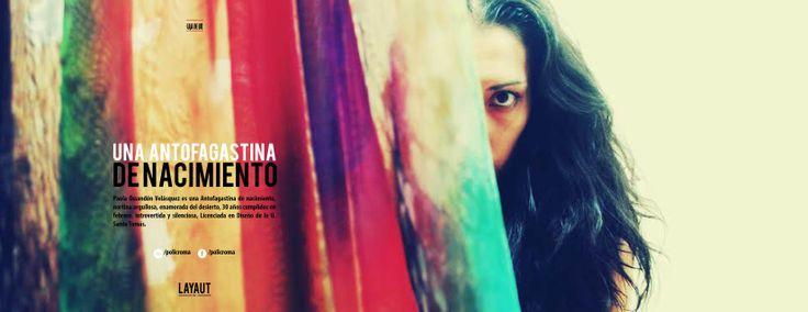 """Y con ustedes nuestra octava edición de LAYAUT, MAGAZINE; y en esta ocasión y contamos con el trabajo de:  Daniela López ( Dliok ) Wladimir González ( Tinte • 1111 ) Ignacio Quezada Sofía Calvo con su libro """"Relatos de moda"""" Sebastián Ayala con su corto """"Anqas"""" Paola Ossandón Velásquez ( Policroma )  Y mucho más !!  http://issuu.com/layautmagazine/docs/layaut_1"""