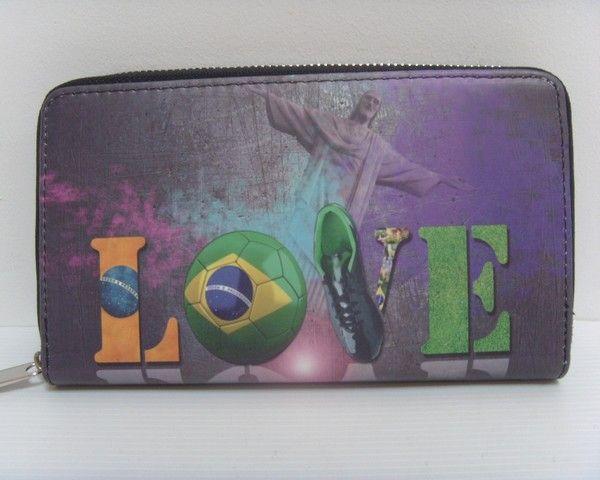 porte-monnaie LOVE Foot et Brésil www.cetaellecetalui.com