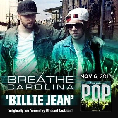 Breathe carolina billie jean lyrics