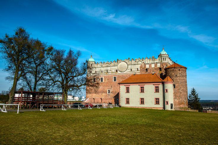 Golub Dobrzyń - zamek