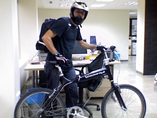 me & my ride