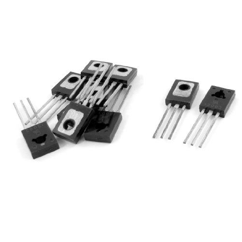1. NPN type Bipolar Transistors with 3 terminals for inserting into device. 2. #This #MJE13003 has high dielectric strength, fast switching speed, large power dis...
