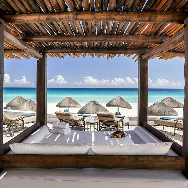 JW Marriot Cancun Resort, Mexico ⠀ Photography by @marriottresorts