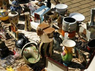 Braderie en Rommelmarkt Mariakerke met optredens en straatanimatie