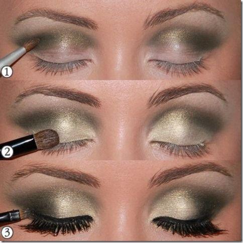 makeup sep by step 9